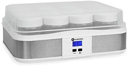 Klarstein Gaia yaourtière électrique 12 pots