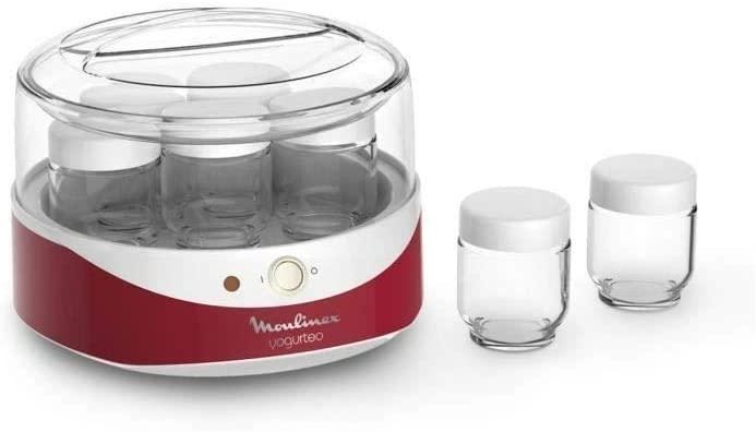 Yaourtiere Moulinex YG229510 Yogurteo 7 Pots